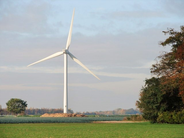 Wind Turbine - Save the Environment