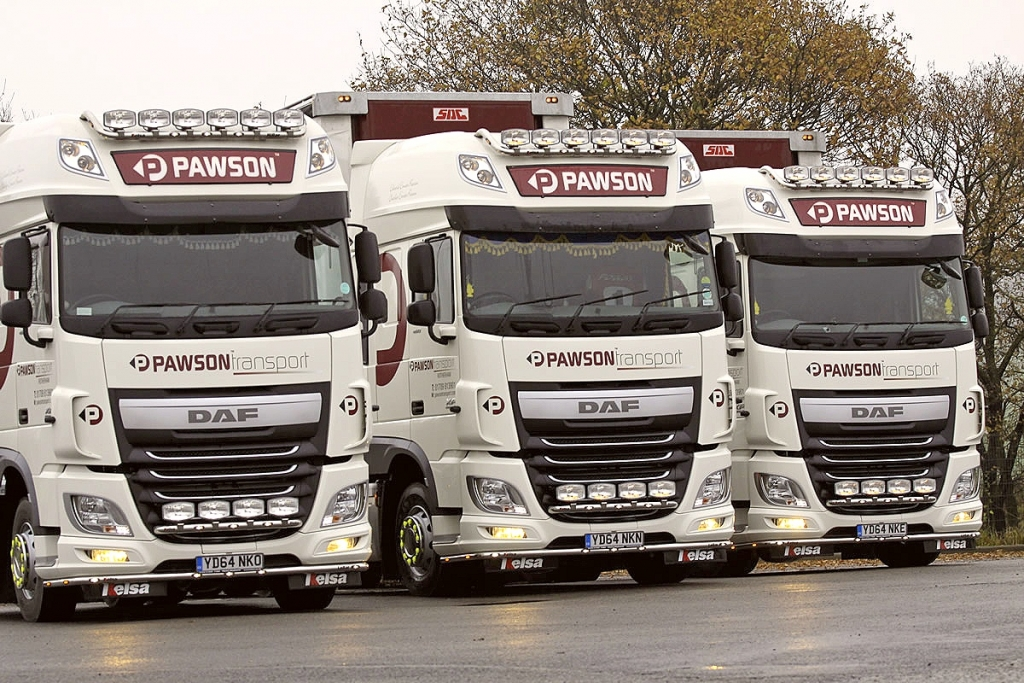 Pawson Transport Logistics Photo